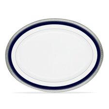 Crestwood Cobalt Platinum Platter