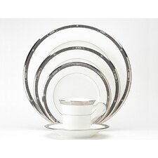 Chatelaine Platinum 20 Piece Dinnerware Set