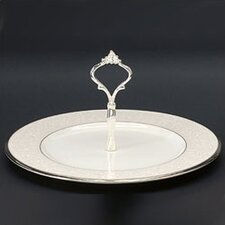 Silver Palace Handled Hostess Serving Tray