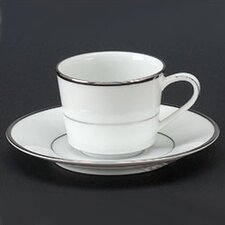 Spectrum 3 oz. After Dinner Cup and Saucer (Set of 4)