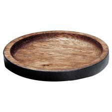 "Kona Wood 3.75"" Coaster (Set of 4)"