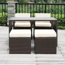 Ventura 5 Piece Seating Group with Cushions