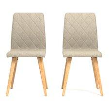 Portland Diamond Side Chair (Set of 2)