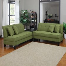 Handy Living Symmetrical Sectional
