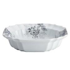 """Shaded Garden 10.5"""" Porcelain Serving Bowl"""