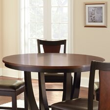 Oakton 5 Piece Counter Height Dining Set (Set of 5)