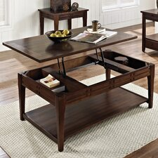 Crestline Coffee Table with Lift Top