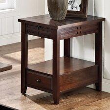 Crestline Chairside Table