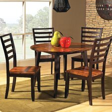Abaco Double Drop Leaf Dining Table