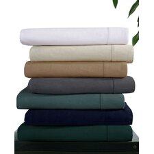 Flannel Solid Extra Deep Pocket Sheet Set