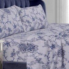 Floral Cotton Sheet Set