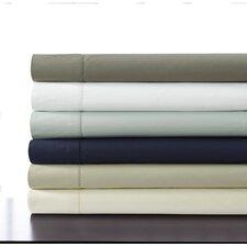 500 Thread Count 100% Cotton Percale Extra Deep Pocket Sheet Set