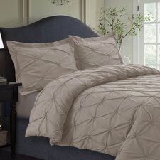 Sydney 3 Piece Duvet Cover Set