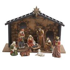 10 Piece Nativity Set (Set of 10)