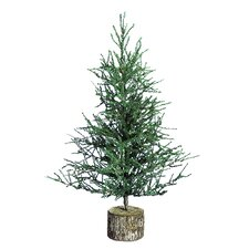 "36"" Green Artificial Christmas Tree"