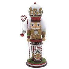 Hollywood Gingerbread Cookie Nutcracker