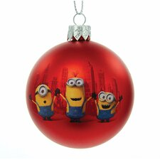 Minions Shatterproof Ball Ornament