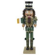 Wooden Irish Nutcracker