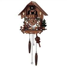 Quartz Cuckoo Wall Clock