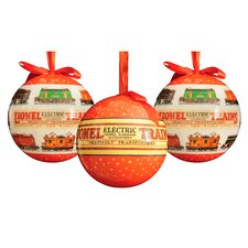 3 Piece Outdoor Series 1 Ornament Set (Set of 3)