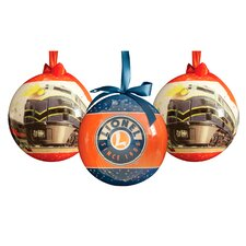 3 Piece Outdoor Series 2 Ornament Set (Set of 3)