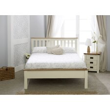 New Hampshire Low End Bed Frame