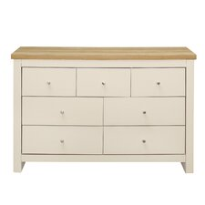 Havana 7 Drawer Chest of Drawers