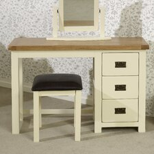 New Hampshire 3 Drawer Dressing Table