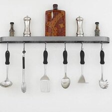 """Sterling 46"""" Wall Mounted Pot Rack"""