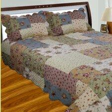 Patchwork Square Quilt