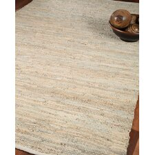 Anchor Leather Hand Loomed Area Rug
