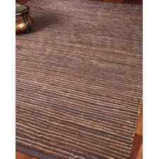 Charisma Jute Cotton All Natural Fibers Hand Loomed Area Rug