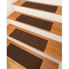 Halton Chocolate Stair Tread (Set of 13)