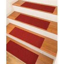 Halton Red Stair Tread (Set of 13)