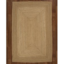 Cannes Jute Natural Area Rug
