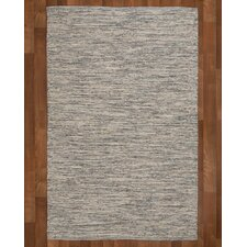 Millstone Hand-Woven Grey Area Rug