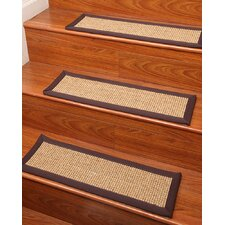 Sisal Casual Living Stair Treads (Set of 13)