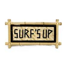 Bamboo - Surf's Up Garden Sign
