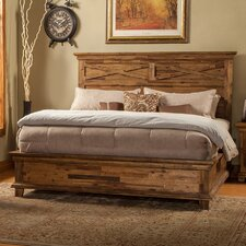 St. James Platform Bed
