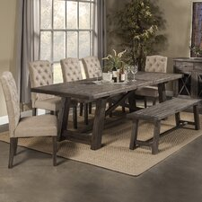 Todd Creek 7 Piece Dining Set