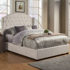 Ava Upholstered Platform Bed