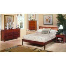 Portola Panel Customizable Bedroom Set
