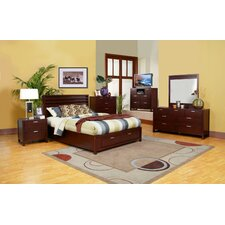 Camarillo Platform Customizable Bedroom Set