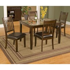 Capitola 5 Piece Dining Set