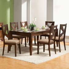 Albany 7 Piece Dining Set