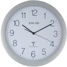 "11.75"" Radio-Controlled Wall Clock"