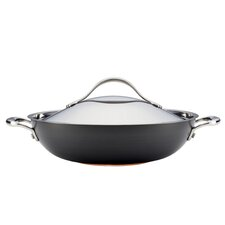 Nouvelle Copper Covered Wok