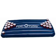 Inflatable Beer Pong Table in Blue