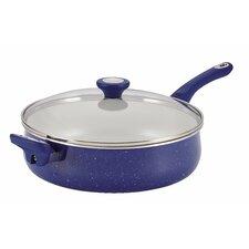 Ceramic Cookware 5 Qt. Saute Pan with Lid
