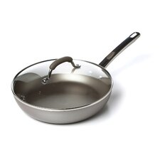 "Specialties 10.5"" Non-Stick Skillet with Lid"